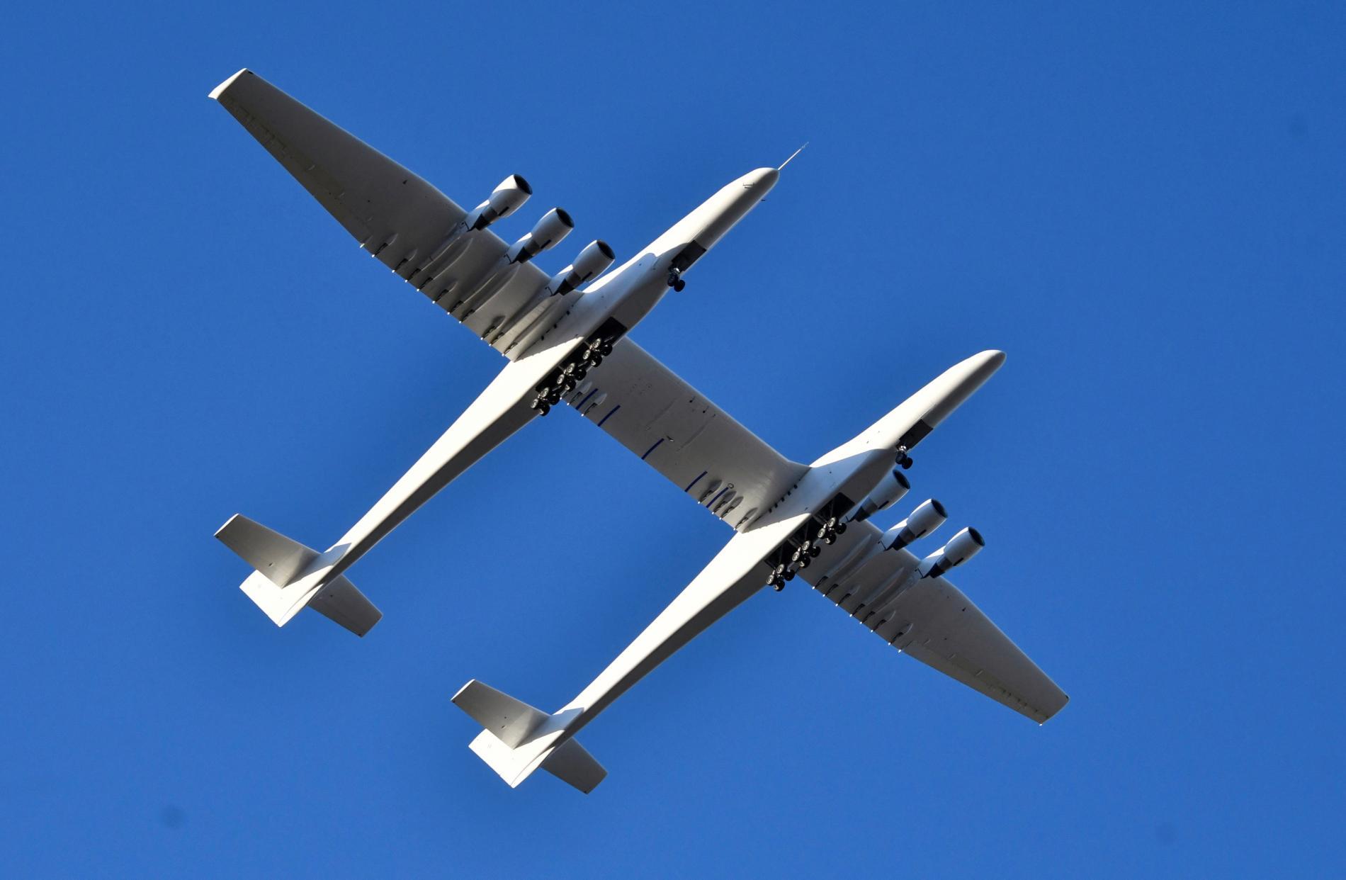 نتيجة بحث الصور عن طائرة ستراتولاونتش